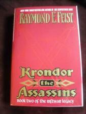 """Raymond Feist - KRONDOR THE ASSASSIN  - Book two """"Riftwar Legacy"""" trilogy - 1st"""