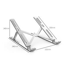 XT-XINTE Laptop Stand Folding Tablet Holder for MacBook Pro Air iPad Pro DELL HP
