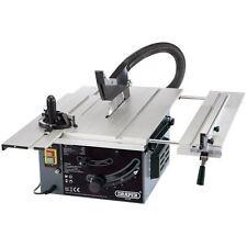 Draper 250 mm 1800 W 230 V Deslizante Sierra De Mesa 82571