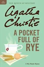 A Pocket Full Of Rye: A Miss Marple Mystery (miss Marple Mysteries): By Agath...