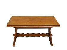 Couchtisch Tisch Salontisch Wohnzimmertisch Eiche Antiker Stil L: 100 cm (6657)