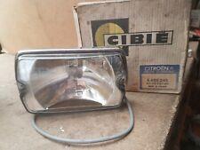 CITROEN GS/GSA CX S1 PROIETTORE FENDINEBBIA CIBIE 5465245 NUOVO ORIGINALE