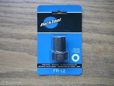 Park Took FR-1.2 Bicycle Freewheel Remover Tool Fits 12 Spline Shimano SunRace