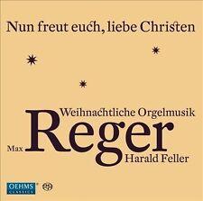 Max Reger: Weihnachtliche Orgelmusik Super Audio Hybrid CD (CD, Oct-2010, Oehms