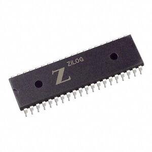 Z84C0008PEC IC 8MHZ Z80 CMOS CPU 40-DIP Z84C0008PEC