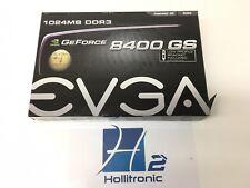 Nvidia EVGA GeForce 8400 GS (01G-P3-1302-LR) Video Card *NEW*