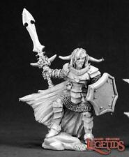 Reaper Miniatures 03307: Kalrix, Male Warrior - Dark Heaven Legends Metal Mini