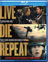 Edge of Tomorrow (Blu-ray Disc, 2014)