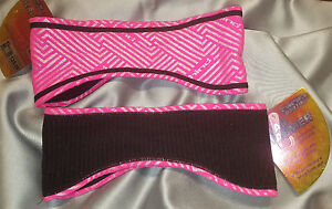 Hind Ignition Head Warmer Moisture Wicking Black & Pink Reversible FREE SHIPPING