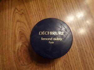 Vtg Dechirure Fernand Aubry Paris Powder