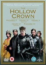 The Hollow Crown Series 1 and 2 - DVD Region 2