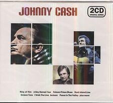 JOHNNY CASH 2CD POSTAGE FREE