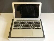 "Apple MacBook Air A1370 60GB HD 11.6"" Laptop- MC968LL/A 2011 **XLNT** Orig Box"