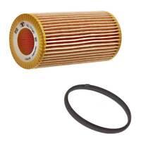 Seat Leon 2.0 CUPRA R TFSI FSI Mann Oil Filter Paper Element Type Service Engine