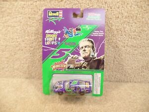 New 1997 Revell 1:64 Diecast NASCAR Terry Labonte Frankenstein Froot Loops a