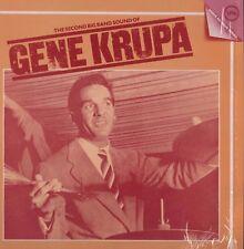 GENE KRUPA - The Second Big Band Sound LP  VERVE      LP1.44