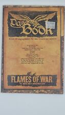 Flames of War Das Book Rules of Engagement for the Frontline Soldier