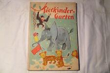 Tierkindergarten Herbert Thiele 1960 DDR Kinderbuch