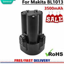3500mAh 10.8V Li-ion Battery Replacement For Makita MAX 12V BL1013 BL1014 MP