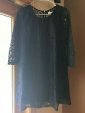 NWT Abercrombie and Fitch Women's Dress Fashion Top, Navy, size S