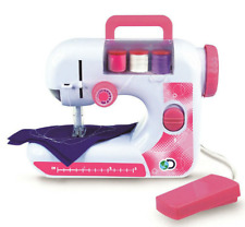 Discovery Kids EZ Stitch Sewing Machine Includes Thread Battery Operated NEW