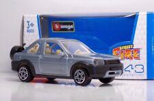 "Bburago 30000 Land Rover Freelander Pick Up ""Silver-Blue"" METAL 1:43"