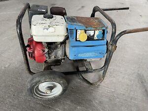 Genset 200amp Honda Gx340 Welder Generator.