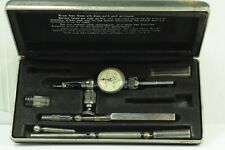 Starrett Last Word No 711 Dial Indicator With Case 3b
