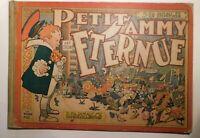Winsor McCAY. LE PETIT SAMMY ETERNUE. Hachette 1906. Cartonné 42 x 39 cm. RARE