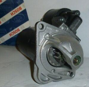 original Bosch Anlasser für Opel, 0986020870, 12V, 1,1kw 0986017120