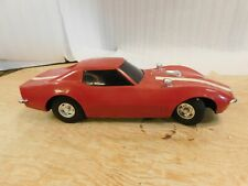 "Vintage ELDON 1968 CORVETTE 13"" Remote Control Air Touch Command Battery Car"