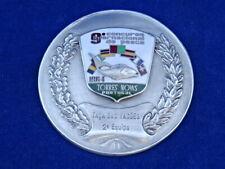 JOLI RARE +++ MEDAILLE Medal - CONCOURS DE PECHE Fishing contest - TORRES NOVA
