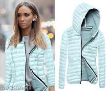 HOT Women's Winter Warm Hooded Coat Jacket Trench Windbreaker Parka Outwear GIFT