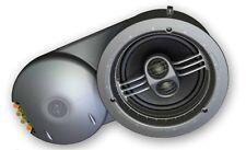 "Pair of Niles RWC7SI 7"" RearWave Control stereo input in-ceiling loudspeakers"