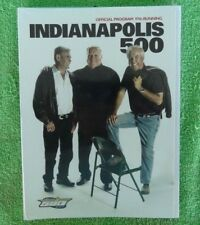 97th Indianapolis 500 Program & 2012 Indianapolis 500 Yearbook  Brand New Sealed