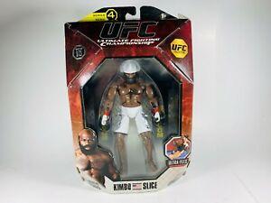 Kimbo Slice UFC MMA Action Figure Jakks Pacific Series 4 TUF 10 2010