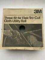 "150 Grade P//N 05027 3M 211K Utility Cloth Roll 1-1//2/"" X 50 yds New"