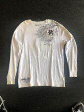 *NEW W/MINOR DEFECTS MEN'S MONARCHY THERMALS*WHITE SZ: L & XXL *READ DESCRIPTION