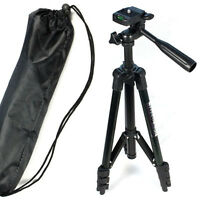 "40"" Portable Flexible Standing Tripod for Sony Canon Nikon Samsung Kadak Camera"