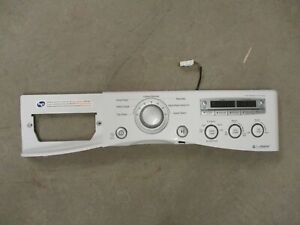 panneau de contrôle LG F1443KDS6 machine à laver Fascia