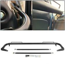 Stainless Steel 49 Racing Safety Chassis Seat Belt Harness Baracross Tie Rod Fits Toyota