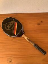 Vintage Dunlop Maxply McEnroe Tennis Racket Medium 4 3/4 Made In England