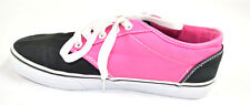 Vans Womans Black Pink Size US 10 VN0K0FL-41 Skateboarding Shoes GREAT!