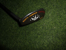 MINT TITLEIST SCOTTY CAMERON PROTOTYPE J.A.T. TOUR ONLY FASTBACK PUTTER RARE