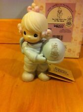 Enesco Precious Moments The Club That's Out Of This World 1992 *