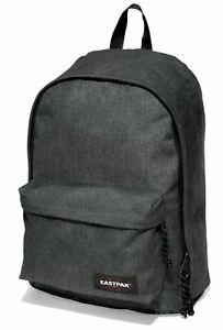 EASTPAK Zaino Out of Office Black Denim