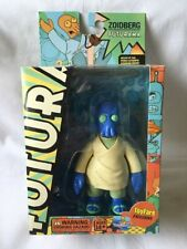 Futurama Blue Zoidberg Universe 1  - 2007 ToyFare Exclusive, New!!