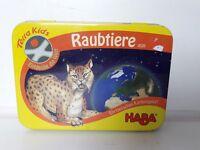 Haba 4526 - TerraKids Raubtiere - Neu & OVP