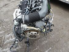 VOLVO V40/V50/S60/V70 D4204T8 2015 COMPLETE DIESEL ENGINE 21K MILES CAN DELIVER.