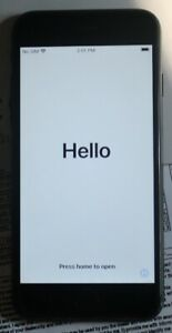 Apple iPhone 7 - 32GB -  Black (Unlocked) A1778